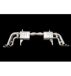 IPE Exhaust System Audi R8 V10 (2017+)