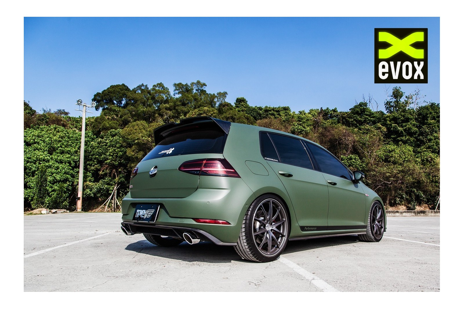 Ipe Exhaust System Vw Golf 7 Gti