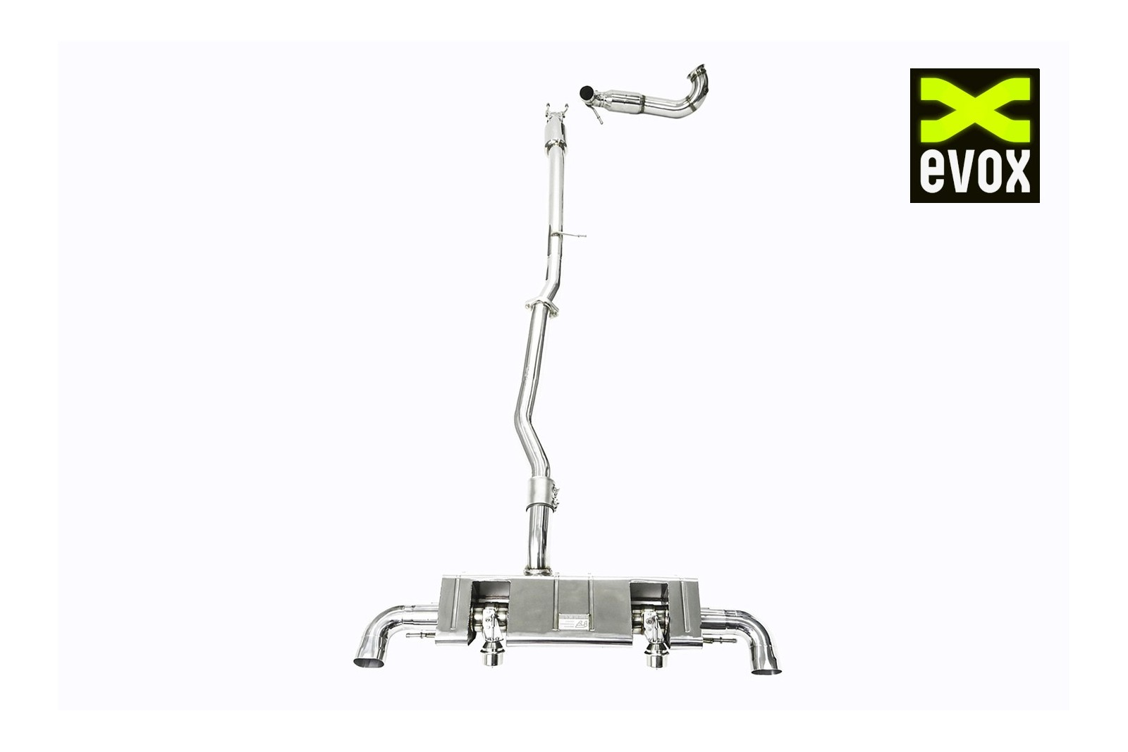 ipe exhaust system mercedes cla45 amg (c117)