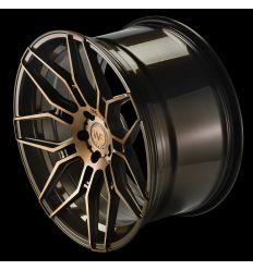 """WHEELFORCE Wheels CF.2-FF """"Brushed Bronze"""" Ø20''"""