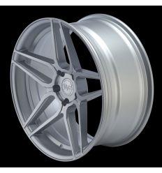 """WHEELFORCE Wheels CF.1-FF """"Frozen Silver"""" Ø20''"""