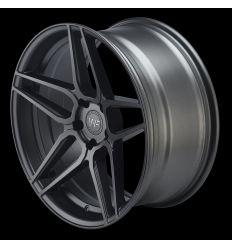"""WHEELFORCE Wheels CF.1-FF """"Dark Steel"""" Ø20''"""