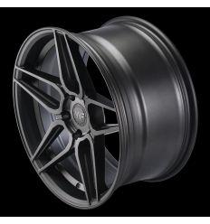 """WHEELFORCE Wheels CF.1-RS """"Dark Steel"""" Ø19''"""