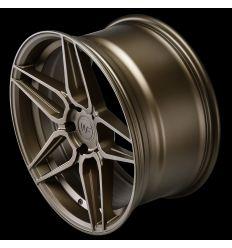"WHEELFORCE Wheels CF.1-RS ""Satin Bronze"" Ø19''"