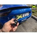 EVOX Ligne Echappement Porsche Cayman 987 MKI