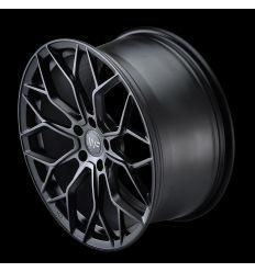 "WHEELFORCE Wheels SL.1-FF ""Deep Black"" Ø19''"