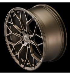 "WHEELFORCE Wheels SL.1-FF ""Satin Bronze"" Ø19''"