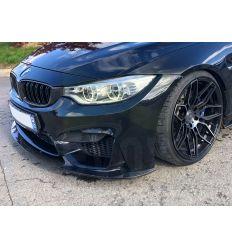 EVOX Lèvre de Pare-chocs Avant Race en Carbone BMW M3 (F80)