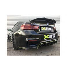 EVOX Spoiler SuperSport Plus en Carbone BMW M3 (F80)