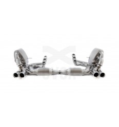 EVOX Exhaust Package Porsche 996