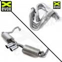 EVOX Exhaust Package Porsche Boxster 987 MKI