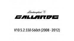 Gallardo LP 550-560-570