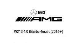 AMG E63 (W213)
